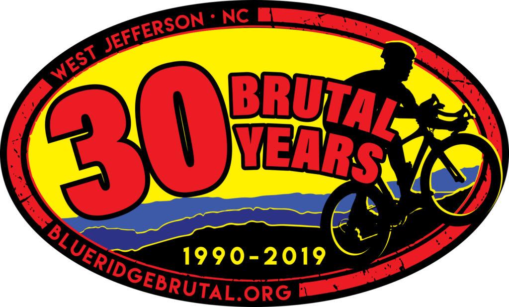 BRB 100 @ 30 Logo